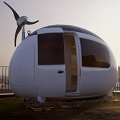 Ecocapsule - das mobile High-Tech-Heim